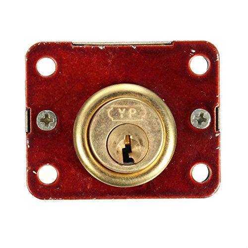 Schrankschloß Möbelschloß Briefkastenschloß Hebelschloß 15mm mit Schlüssel
