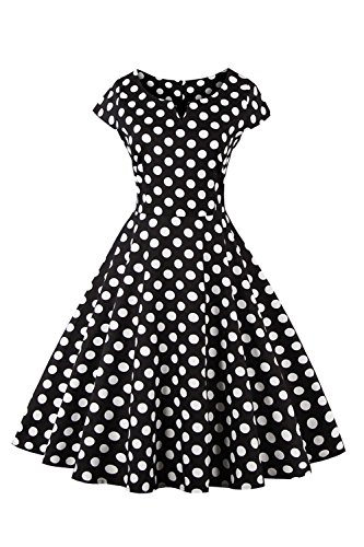 babyonlinedress-femme-robe-de-soiree-bal-cocktail-courte-retro-vintage-50-style-audrey-hepburn-rocka