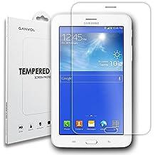 Ganvol Vidrio Templado Film Protector de Pantalla para Samsung Galaxy Tab 3 Lite 7.0 Inch SM-T110 T116 T111