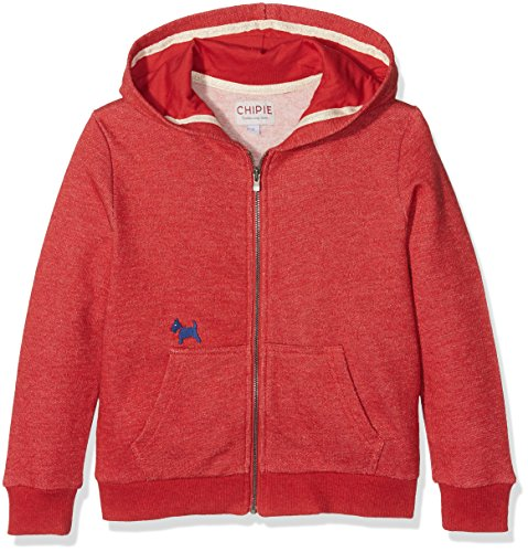 Chipie Cacahuette, Cardigan Bambina, Rouge (Rouge B), 12 Anni