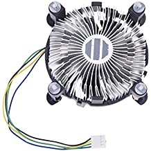 SODIAL(R) DISSIPATORE VENTOLA PER CPU INTEL LGA775