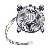 Best SODIAL (R) Ventilateurs CPU - SODIAL(R) Dissipateur de chaleur ventilateur de refroidissement CPU Review