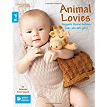 Animal Lovies: Huggable Blanket Buddies Make Adorable Gifts!