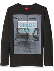 s.Oliver Mit Print, T-Shirt Manches Longues Garçon