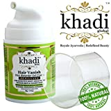 Khadi Global Hair Vanish Sensitive Hair Retarder Gel Cream, 50g