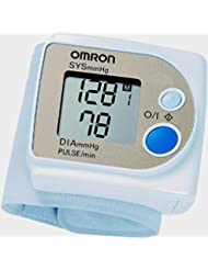 Omron R3 Health & Fitness Test Equipment Wrist Heart Rate/Blood Pressure Meter