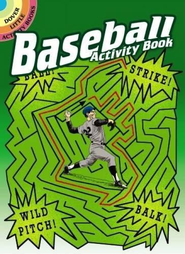 Baseball Activity Book (Dover Little Activity Books) by Tony J. Tallarico Jr. (2010-04-21) par Tony J. Tallarico Jr.