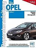 Opel Astra  J (Reparaturanleitungen)