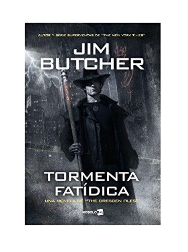 Tormenta Fatídica por Jim Butcher