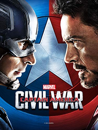 Marvel Studios' Captain America: Civil War (4K UHD) (William Powell Filme)