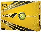 Callaway Warbird Golfball (1Dutzend) Einheitsgröße gelb
