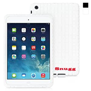 Snugg iPad Mini & iPad Mini 2 Silicone Case in White - Non-Slip Material Protective and Soft to Touch for the Apple iPad Mini & iPad Mini 2