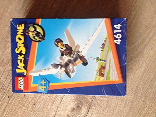Lego Jack Stone 4614 - aus der Reihe -just imagine-