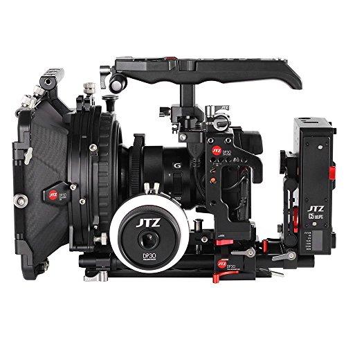 Jtz-DP30-camera-Cage-Baseplate-DSLR-Rig-e-maniglia-per-Sony-A7S-A7SII-A7RII-A7SM2-A7R-A7-M2-A7-II