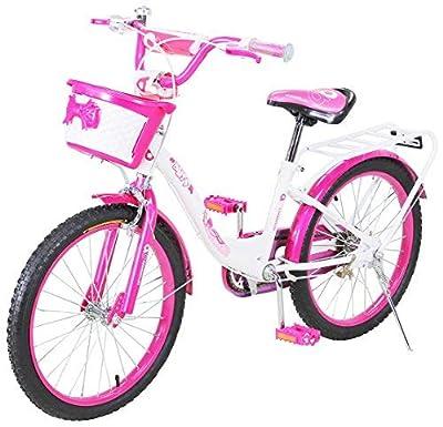 Actionbikes Kinderfahrrad Daisy - 12/16 / 20 Zoll - V-Break Bremse vorne - Stützräder - Luftbereifung - Ab 2-9 Jahren - Jungen & Mädchen - Kinder Fahrrad - Laufrad - BMX - Kinderrad