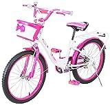 Actionbikes Motors Kinderfahrrad Daisy - Verschieden Größen - Luftbereifung - Ab 2-9 Jahren - Exklusiv für Mädchen