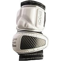 Época Integra Lacrosse codo almohadillas blanco grande