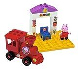 Big 800057072 - Peppa Pig Costruzioni Scatola Piccola