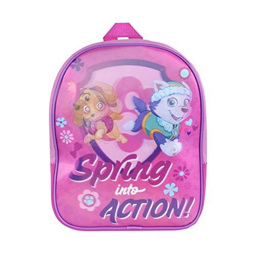 Paw Patrol ,  Mädchen Kinderrucksack Rosa Pink -