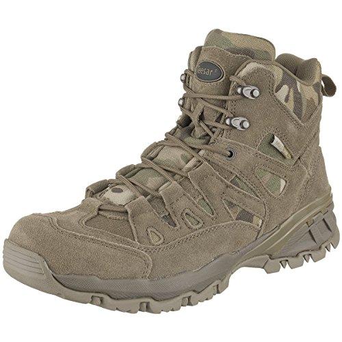 Mil-Tec Squad Stiefel 5 Inch Multicam® Gr.11
