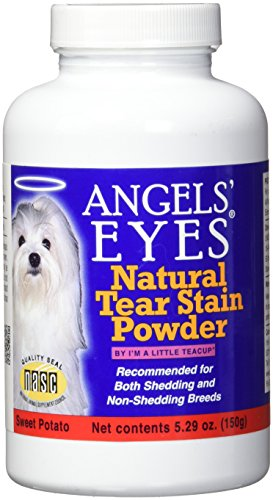Angels' Eyes Sweet Potato Formel tear-stain Entferner für Hunde, 150 g