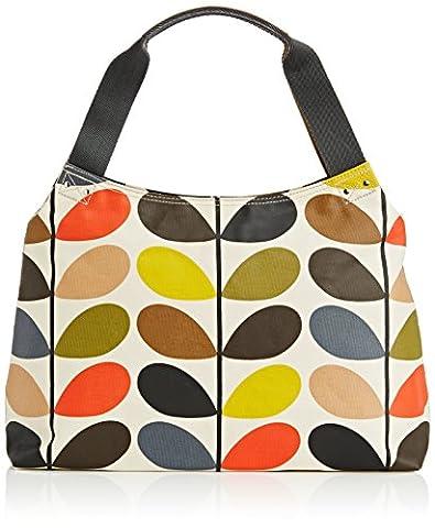 ETC by Orla Kiely Womens Classic Stem Shoulder Bag 0ETCCMS024-9600-00 Multi