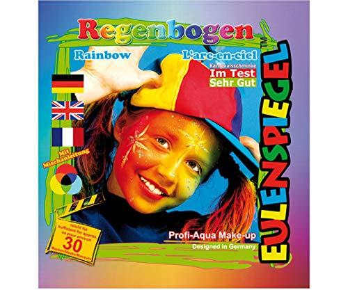 Für Face - Rainbow/Sparta, Eulenspiegel, EU 203019 ()