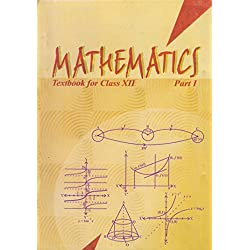Mathematics Textbook for Class 12 - Part I - 12079