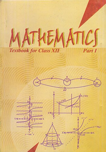 Mathematics Textbook for Class 12 – Part I – 12079 51Vjjwdr ZL