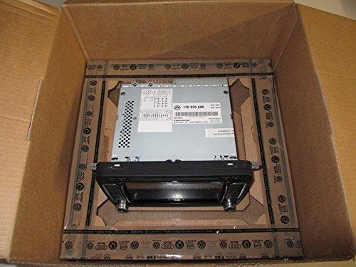Preisvergleich Produktbild RNS510 MFD3 Navigation SSD neu 1T0 035 680 R 1T0035680R