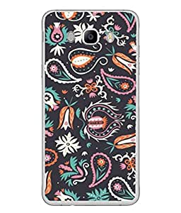 Snapdilla Designer Back Case Cover for Samsung Galaxy J5 (6) 2016 :: Samsung Galaxy J5 2016 J510F :: Samsung Galaxy J5 2016 J510Fn J510G J510Y J510M :: Samsung Galaxy J5 Duos 2016 (Wallpaper Backcover Pouch Green Pink Yellow Background)