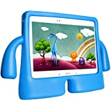 DMG Shockproof Child-Safe Protective Back Cover Stand Case for Samsung Galaxy Note 10.1 N8000/Samsung Galaxy Tab 10.1 inch (Elephant Blue)