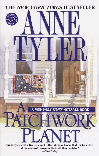 A Patchwork Planet (Ballantine Reader's Circle) by Anne Tyler (1999-02-22)