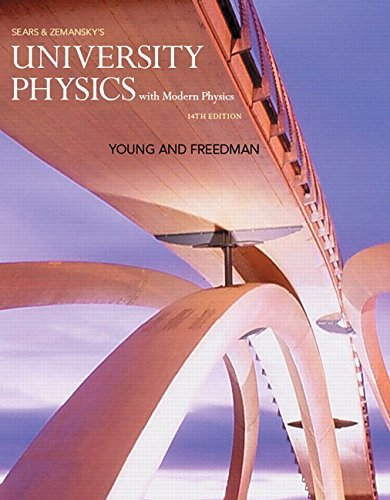 University Physics with Modern Physics (14th Edition) by Hugh D. Young (2015-01-09)