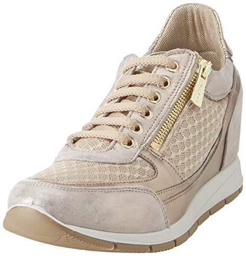 IGI&CO DET 11580, Zapatillas para Mujer, Negro (Nero 00), 38 EU