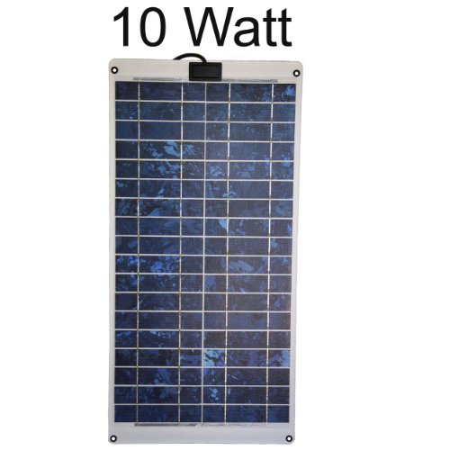 Sunset Solarmodul 10 Watt 460 x 232 x 8 mm…   09120061106495
