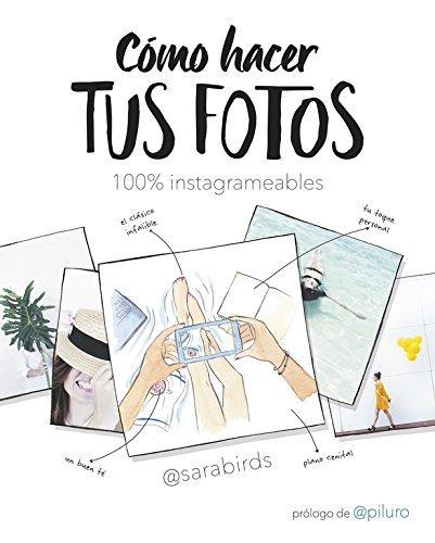 Cómo hacer tus fotos 100% instagrameables (No ficción ilustrados) por Sara Birds
