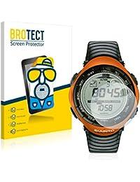 2x BROTECT Matte Protector Pantalla para Suunto Vector Orange Protector Mate, Película Antireflejos