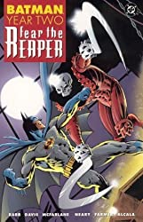 Batman: Year Two - Fear the Reaper (Batman Beyond (DC Comics)) by Mike W Barr (2002-12-01)