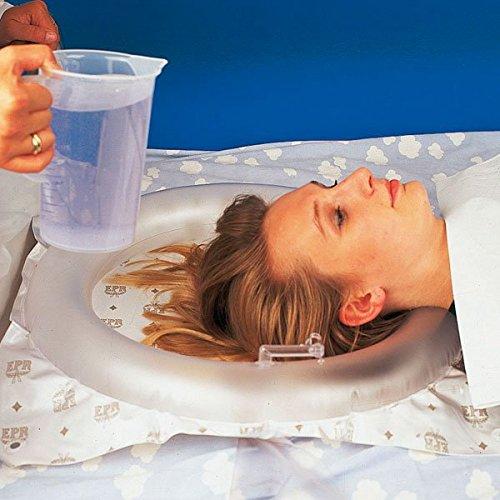 Preisvergleich Produktbild Servocare M1 76430 aufblasbares Haarwaschbecken