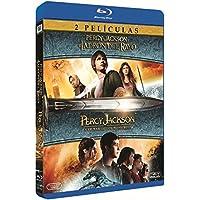 Pack: Percy Jackson Y El Ladrón Del Rayo + Percy Jackson Y El Mar De Los Monstruos