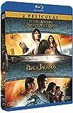 Pack: Percy Jackson Y El Ladrón Del Rayo + Percy Jackson Y El Mar De Los Monstruos [Blu-ray]