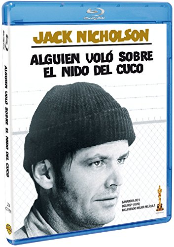 Alguien Voló Sobre El Nido Del Cuco (Blu-Ray) (One Flew Over The Cuckoo´S Nest) (1975) (Import)