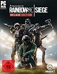 Tom Clancy's Rainbow Six Siege Deluxe Edition Year 5 | PC Code - U