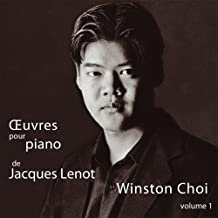 Piano Works (Choi) by Jacques Lenot