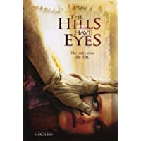 Las colinas tienen ojos Póster de película 27x 40en–69cm x 102cm Desmond Askew Tom Bower Ezra Buzzington Dan Byrd Maisie Camilleri Preziosi