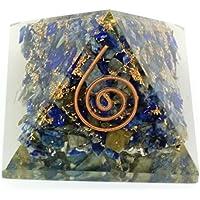 Energetische Pyramide Reiki geladen Energie Generator ACCUMULATOR Chakra Aura Balancing natürlicher Edelstein... preisvergleich bei billige-tabletten.eu