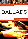 Really Easy Piano Ballads-