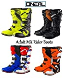 Oneal Adult Rider Boot MOTORBIKE MX Motocross Sports Off Road Enduro Quad Dirt