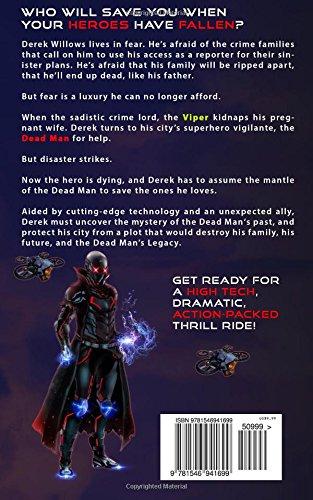 Image of The Dead Man Chronicles: Fear: A Superhero Action-Thriller Novel: Volume 1